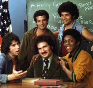 Welcome Back Kotter!
