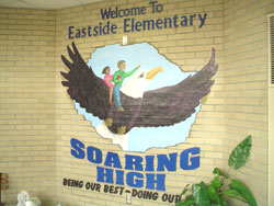 Eastside Elem mural