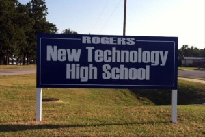 rogers new tech high