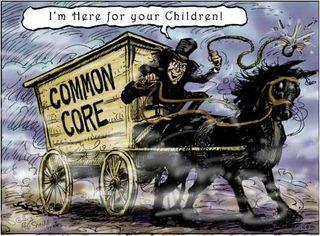 common core cartoon