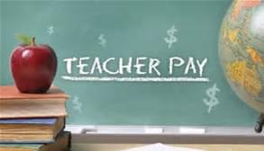 teacher pay