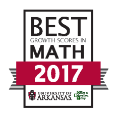 UA Achievement Awards 2017 BEST GROWTH MATH