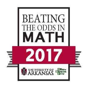 BTO in Math 2017